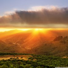 sunset_over_the_california_state_route_92-wallpaper-2048x2048