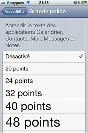agrandir-taille-texte-iphone