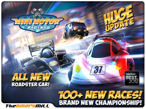 Mini-motor-racing-hd