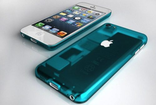 iPhone-low-cost-translucide-bleu
