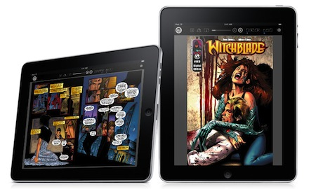 comics-mangas-ipad