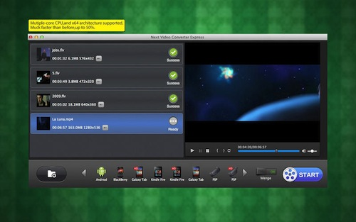Next Video Converter Express