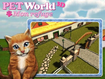 PetWorld 3D