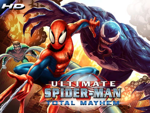 Spider-Man- Total Mayhem HD
