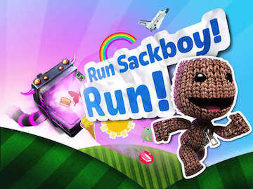 Run Sackboy