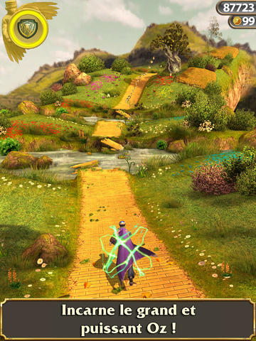 Temple Run-Oz
