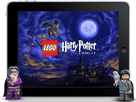 LEGO Harry Potter- Years 1-4
