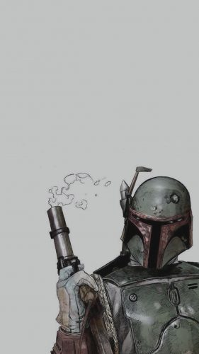 wallpapers-star-wars-iphone-Boba-Fett-Gunslinger
