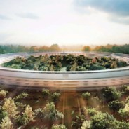 Nouvelles photos du Campus 2 Apple