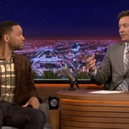 Will Smith & Jimmy Fallon font un beatbox avec un iPad